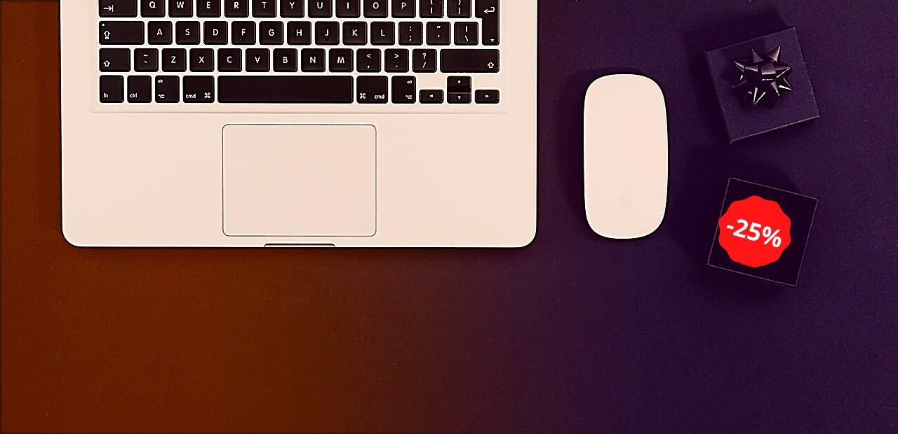 Black Friday na TECHNOstore web shopu!