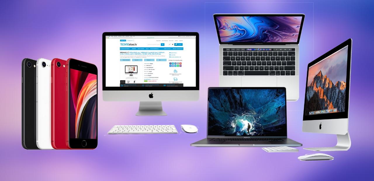 Super ponuda: Macbook i iMac računala na 25-postotnom popustu!