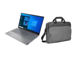 Lenovo prijenosno računalo TB 15 G2 ITL, 20VE00FLRM-HR+W10P+torba