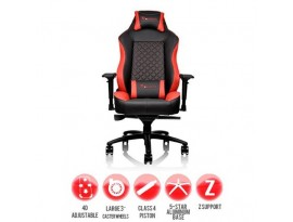 Thermaltake Gaming stolica Comfort Series crveno-crna