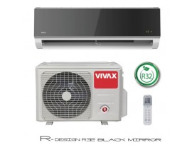 VIVAX COOL, klima uređaji, ACP-12CH35AERI SILVER MIRROR R32 + WiFi