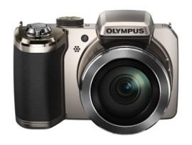 OLYMPUS SP-820UZ srebrni