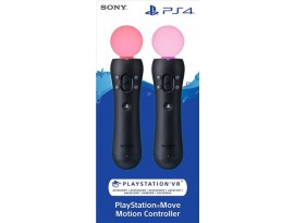 GAME PS4 PS Move Twin Pack VR