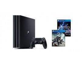 GAM SONY PS4 Pro 1TB + 2 igre: Destiny 2, Star Wars: Battlefront