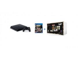 GAM SONY PS4 500GB + Call of Duty WWI Standar Edition + Big Box