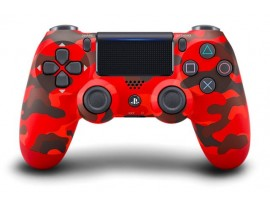 GAME PS4 Dualshock Controller v2 Red Camouflage