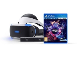 GAM SONY PS VR + VR Worlds VCH + Camera v2/PSVR Mk4