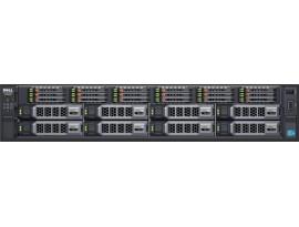 SRV DELL R740, Intel Xeon Silver 4110, 2x4TB 1x16 MEM