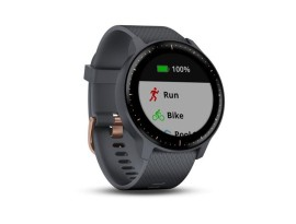 GARMIN Vivoactive 3 Music Granite blue/RoseGold