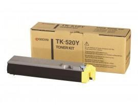 Kyocera Toner gelb TK-520Y