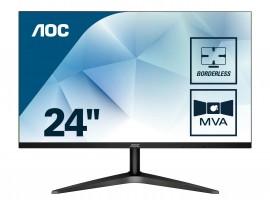 AOC 24B1H - 60 cm (23,6 Zoll), LED, MVA-Panel, Full HD, HDMI
