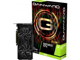 Gainward GeForce GTX 1660 Ghost OC Grafikkarte - 6GB GDDR5, 1x DVI / 1x HDMI / 1x DP
