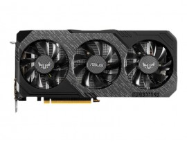 ASUS TUF Gaming X3 GeForce GTX 1660 OC 6GB GDDR5 Grafikkarte - DVI/HDMI/DisplayPort
