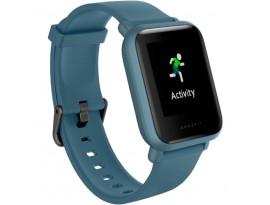 "Huami Amazfit Bip Lite Blau EU [3,25cm (1,28"") LCD Display, Bluetooth 4.1, 3 ATM]"