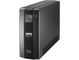 APC BR1300MI Back UPS Pro USV (8 IEC Ausgänge, Multifunktionsdisplay, 1GB Netzwerk Datenleitungsschutz)