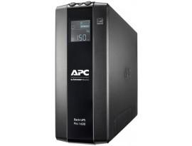 APC BR1600MI Back UPS Pro USV (8 IEC Ausgänge, Multifunktionsdisplay, 1GB Netzwerk Datenleitungsschutz)