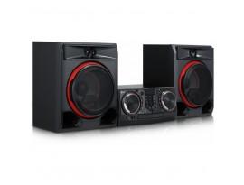 LG CL65, Schwarz - HiFi Anlage (950W, XBOOM, CD/Radio/USB, Auto DJ, Karaoke, Bluetooth)