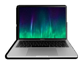 "Apple MacBook Pro 13"" - Silber 2019 CZ0W6-01200 i5 1,4GHz, 16GB RAM, 512GB SSD, macOS - Touch Bar"