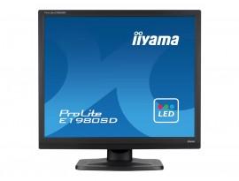 Iiyama ProLite E1980SD - 48 cm (19 Zoll), LED, Lautsprecher, DVI