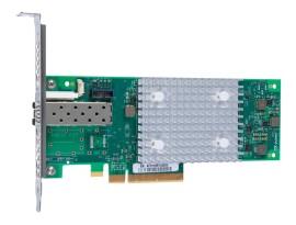 Lenovo ThinkSystem QLogic QLE2740 - Hostbus-Adapter - PCIe 3.0 x8 Low-Profile - 32Gb Fibre Channel SFP+ x 1 - für ThinkSystem SD530| SR630| SR650| SR850| SR860| SR950