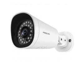 FOSCAM G2EP Outdoor Überwachungskamera, Weiß [2 MP Full HD, 1x LAN, PoE, Zweiwege-Audio, 20m Nachtsicht]