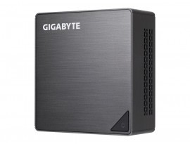Gigabyte BRIX GB-BLCE-4105 Intel® Celeron® J4105 4x 1.50GHz, Intel UHD-Grafik 600, 2x DDR4 SO-DIMM, 1x M.2, oOS