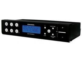 Grundig DKR 700 DAB+ schwarz (8 Watt RMS, LCD-Display, USB)