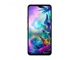 "LG G8X ThinQ 128GB Dual-SIM Schwarz [16,3cm (6,4"") OLED Display, Android 9.0, 12MP+13MP Dual Hauptkamera]"