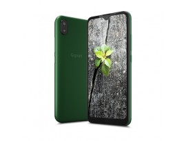"Gigaset Mobile GS110 16GB Dual-SIM British Racing Green [15,5cm (6,1"") LCD Display, Android 9.0 Go, 8MP Hauptkamera]"