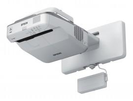EPSON EB-680WI - 3LCD-Projektor, 3200 Lumen, WXGA, 16:10, 1,07 Mrd. Farben, WiFi, USB, VGA, HDMI