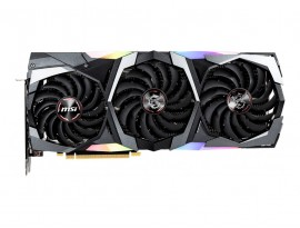 MSI GeForce RTX 2080 SUPER Gaming X Trio Grafikkarte - 3x DisplayPort/1x HDMI
