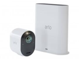 Arlo Ultra 4K UHD Überwachungssystem mit einer (1) Kamera (VMS5140)