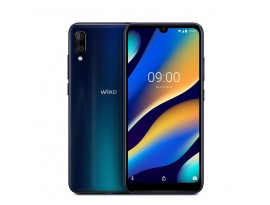 "Wiko View3 Lite 32GB Hybrid-SIM Anthracite Blue [15,5cm (6,09"") LCD Display, Android 9.0, 13MP+2MP Dual Hauptkamera]"