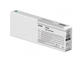 Epson T8049 Tintenpatrone Light Light Schwarz