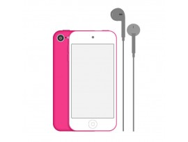 Apple iPod touch 7G 32GB (pink) 7. Generation