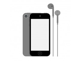 Apple iPod touch 7G 32GB (space grau) 7. Generation