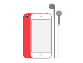 Apple iPod touch 7G 32GB (rot) 7. Generation