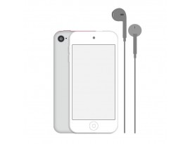 Apple iPod touch 7G 256GB (silber) 7. Generation