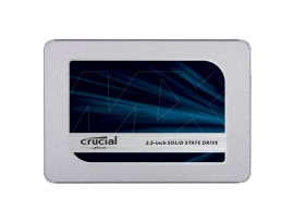 Crucial MX500 SSD 2TB 2.5 Zoll SATA 6Gb/s - interne Solid-State-Drive