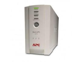 APC BK325I Back-UPS USV (195Watt / 325VA, Offline-USV, 4x IEC320 C13)