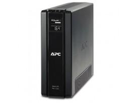 APC BR1500G-GR Back-UPS Pro USV (1500VA / 865W, Line-Interactive USV, 6x CEE 7)