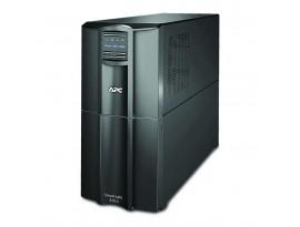 APC Smart UPS Unterbrechungsfreie Stromversorgung (SMT2200IC) [Smart Connect, Line-Interactive, 2200VA, 8x IEC C13 Ausgang]