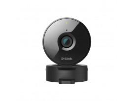 D-Link DCS-936L Wireless N HD Design Cloud Internetkamera, Schwarz [Tag- und Nachteinsatz]
