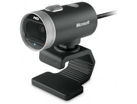 Microsoft LifeCam Cinema - HD ready, beste Verarbeitung & Mikro mit Rauschunterdrückung
