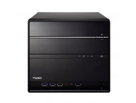 """Shuttle Barebone XPC SH170R6 Intel H170 Express-Chipsatz, Sockel 1151, 300 Watt NT, 1x 5,25""""/2,5"""" Bay + 2x 2,5"""" HDD/SSD-Bay + 1x M.2"""