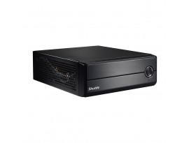 Shuttle XPC slim XH310RV Intel H310 Chipsatz, Sockel LGA 1151v2, 3x SATA 3.0, 4x USB 3.1, VGA, 5x Audio