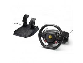 THRUSTMASTER Ferrari 458 Italia Racing Wheel mit Pedalset (Xbox 360/PC) (4460094)