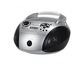 Grundig GRB 2000 USB - Silber/Schwarz [Radio mit CD-Player]