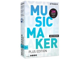 MAGIX Music Maker Plus Edition