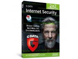 G DATA Internet Security 2019 2+2 Sonderausgabe
